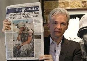 Пентагон призвал WikiLeaks воздержаться от дальнейшей публикации секретных документов