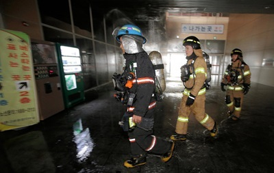 В Южной Корее жертвой пожара в больнице стал 21 человек