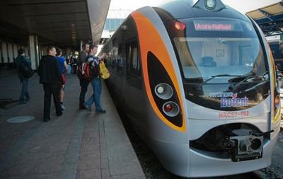 Поезд Hyundai вернется на запорожское направление