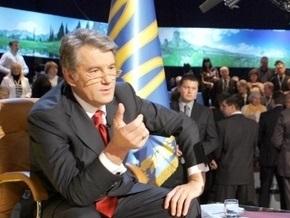 МВФ может прервать программу с Украиной - Ющенко