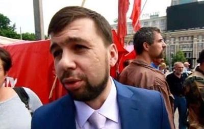 Глава ДНР опроверг свое бегство из Донецка  с кассой