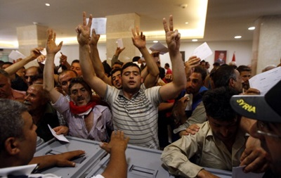 Сирия: за пять дней до выборов освобождены пять тысяч боевиков