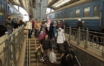 В Киеве и Львове не хватает мест для беженцев с Востока – Минсоцполитики