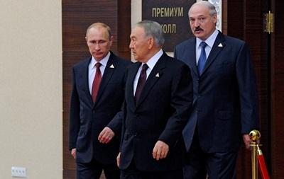 Начало Евразии. Что стоит за экономическим союзом Путина, Назарбаева и Лукашенко
