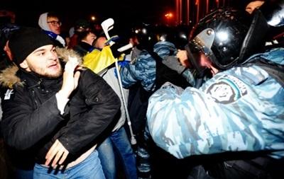 Заседание суда по делу о разгоне Майдана