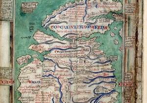 Британская библиотека запустила интерактивный путеводитель по истории страны
