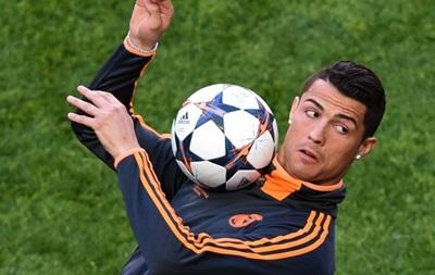 Криштиану Роналду хочет играть в футбол до сорока лет