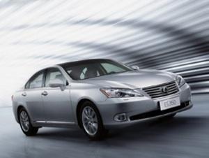 Официальный Lexus ES 350 уже возможно заказать в Лексус Сити Плаза