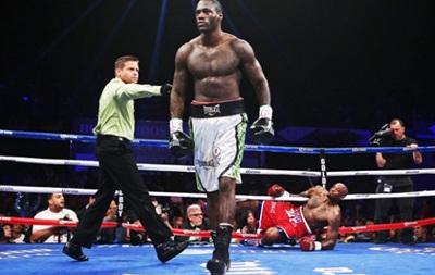 Американский боксер готов уступить Кличко титул WBC за 20 миллионов