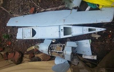 Сбитый под Донецком беспилотник соответствует модели, выпускаемой в России - СБУ