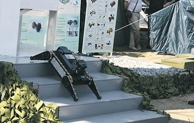В России открылась лаборатория боевых роботов