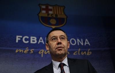 Президент Барселоны пообещал осуществить этим летом один-два громких трансфера