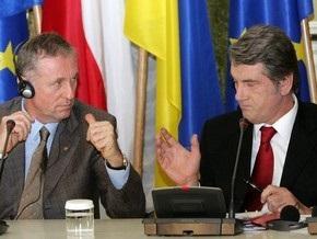 Тополанек пожаловался Ющенко на социалистов и коммунистов