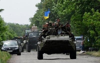 Украинские войска стягивают силы к Рубежному и Лисичанску - армия Юго-Востока