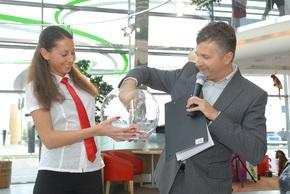 Розыгрыш путешествия в Тунис от Тойота Центр Киев «ВиДи Автострада» состоялся