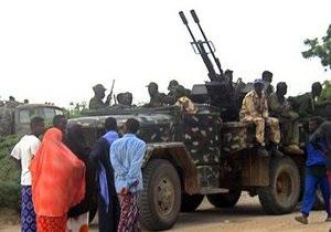 В Сомали развернулись ожесточенные бои между двумя самопровозглашенными государствами