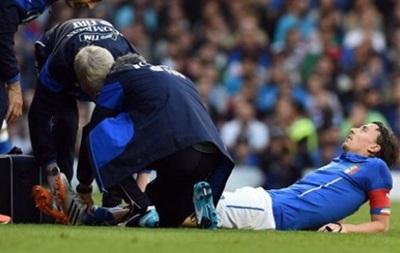 Италия перед стартом ЧМ-2014 теряет своего полузащитника