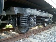 В Донецкой области сошел с рельс казахский поезд с бутаном