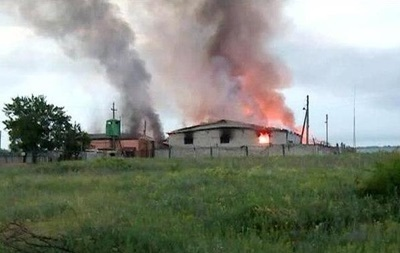 В Луганском погранотряде договорились с боевиками о 20-минутном перемирии для эвакуации раненых