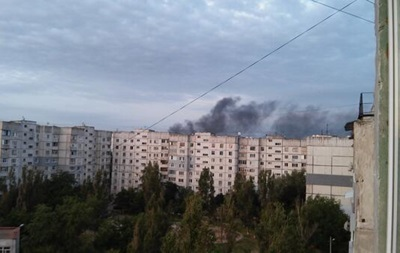 В Луганске авиация уничтожила две минометные батареи боевиков