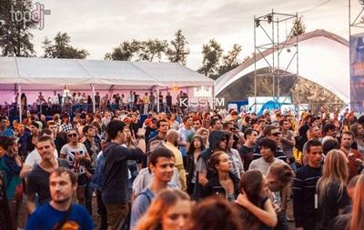 Фестиваль электронной музыки OSTROV FESTIVAL