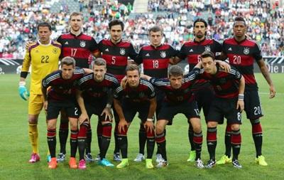 Стало известно, кто из футболистов поедет играть за Германию на ЧМ-2014