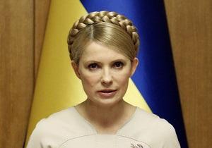 Тимошенко: Литвин не имеет права объявлять о распаде коалиции