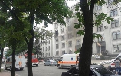 Українська авіація не обстрілювала будівлю Луганської ОДА - Селезньов