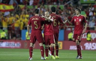 Футболисты сборной Испании встретятся с Обамой в Белом доме