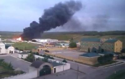 В Луганске боевики пока прекратили обстрел погранотряда - Госпогранслужба