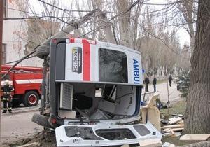 CБУ сделала заявление в связи с резонансным ДТП с участием скорой помощи в Феодосии
