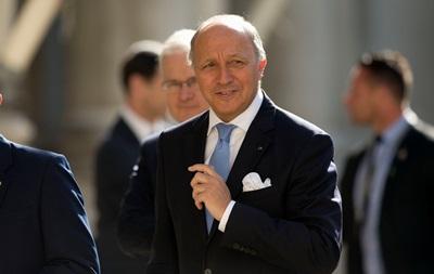 Глава МИД Франции приедет на инаугурацию Порошенко