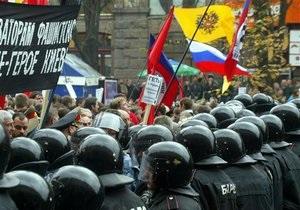 Во Львове в результате столкновений госпитализирован член ВО Свобода и избит председатель Антифашистского комитета