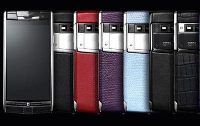 Vertu выпустила титановый смартфон за €8 тысяч