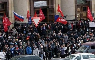 В Харькове судят участников Антимайдана за штурм ОГА