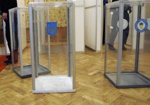 В Ровенской области избиратель объявил голодовку
