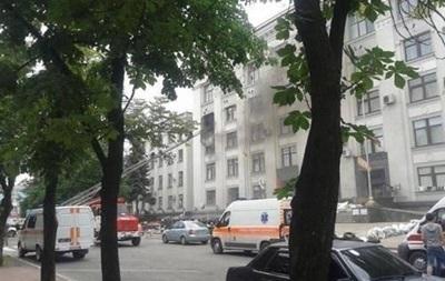 После сообщения ОБСЕ о вине самолета в луганской трагедии, сайт ведомства  лег