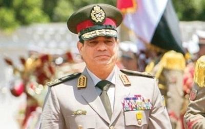 Абдель Фаттах ас-Сиси победил на выборах президента Египта