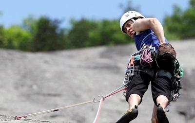 В Каменец-Подольском пройдут соревнования по скалолазанию
