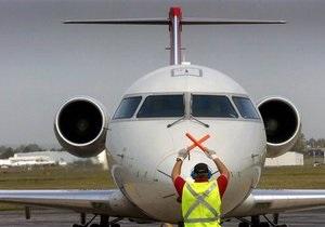 Турецкий самолет совершил экстренную посадку из-за клочка бумаги в туалете