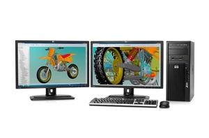 HP представляет новые рабочие станции и дисплеи высочайшего качества и производительности