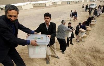 Второй тур выборов президента Афганистана