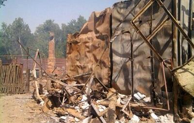 В сети появились фото последствий боя в Красном Лимане