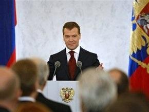 Россия рассчитывает на конструктивный диалог с Обамой