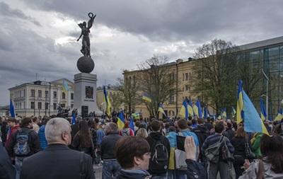 В Харькове в воскресенье пройдет Народное вече