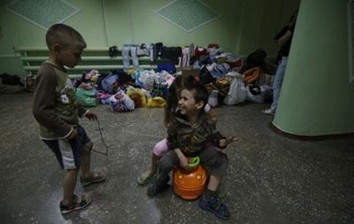 Из Славянска эвакуировали 350 детей