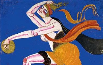 Выставка Сцена украинского авангарда в Мистецьком Арсенале