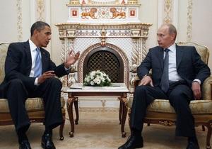 Путин встретился с помощником президента США и передал привет Обаме