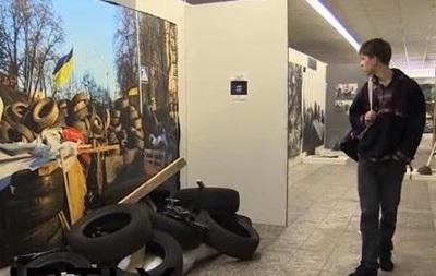 В Берлине открылась выставка о событиях в Сирии и Украине
