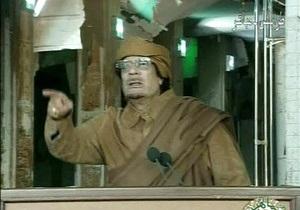Каддафи пообещал ливийцам новую жизнь  уже завтра